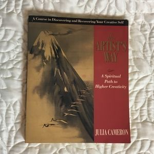 The Artist's Way Book Like NEW